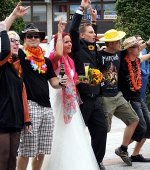 Hochzeitsüberraschung Gitti & Mascht